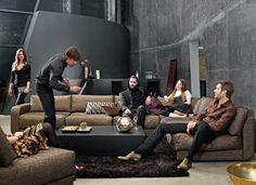 BoConcept. Lounge-time.