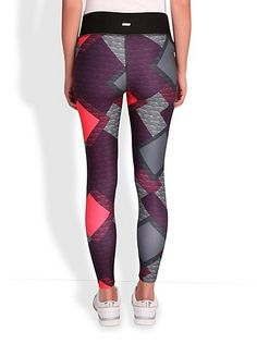 342725bb3b Athletic Works Geometric Print Leggings , read reviews and buy online at  George at ASDA. Shop from our latest range in Women. Get kitted out for the  gym ...