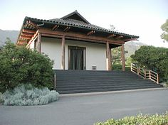 Vedanta Temple, designed by Luta Maria Riggs