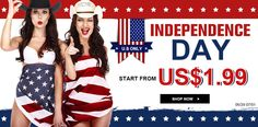 >>>INDEPENDENCE DAY<<< Enter: http://goo.gl/Pjqu61 Start from $1.99, snap up! Ends: July.1
