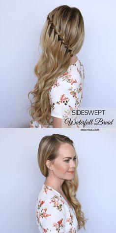 sideswept-waterfall-braid-hairstyle-tutorial
