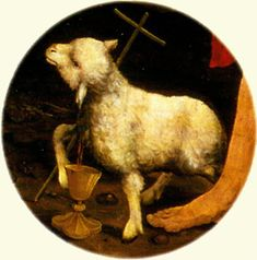 From the Isenheim Altarpiece