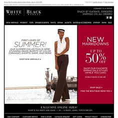 White House | Black Market - New Spring Markdowns Up to 50% Off (Going Fast!)