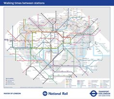 This New Walking Tube Map Will Revolutionise The Commute For Even More Londoners