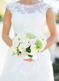Romantic garden bouquet: http://www.stylemepretty.com/california-weddings/2015/03/30/equestrian-country-club-wedding-in-atherton/ | Photography: Janae Shields Photography - janaeshields.com