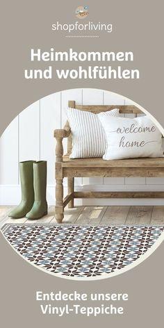 Área de entrada acogedora - Regresar a casa y sentirse bien, todo el mundo quiere eso. Küchen Design, Ikea Hack, Outdoor Furniture, Outdoor Decor, Kitchen Decor, Sweet Home, Bedroom Decor, Relax, Indoor