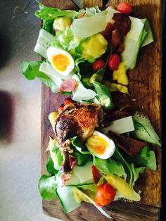 Come and indulge yourself in the freshest cuisine at Summerfields