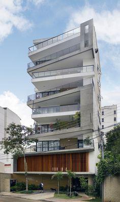 Edificio Trentino / Skylab Arquitetos