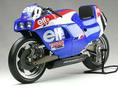 Racing Scale Models: Elf-e Honda 8 Hours Suzuka 1983 by Nekopanchi