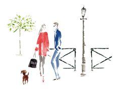 Elodie Clavier - La suite Illustration