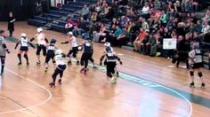 This is a short film designed to show basic jamming skills using footage of Grim D. Mise, a jammer for Maine Roller Derby's all-star team, the Port Authorities.