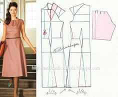 BurdaStyle Dress 2011-08-119