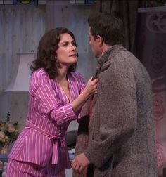 Laura Benanti in She Loves Me She Loves Me Musical, Zachary Levi, The Great White, Broken Leg, Thats The Way, Musical Theatre, Love Her, Stage Management, Musicals