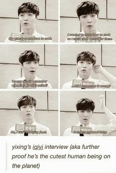 Yixing facts
