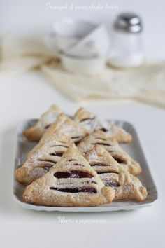 Ricotta, Mediterranean Recipes, Apple Pie, Italian Recipes, Sweet Recipes, Waffles, Sweets, Cooking, Breakfast