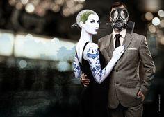 Joker, Photoshop, Fictional Characters, Art, Art Background, Kunst, The Joker, Performing Arts, Fantasy Characters