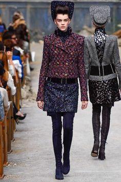 Chanel alta costura Inverno 2013  http://juliapetit.com.br/moda/alta-costura-6