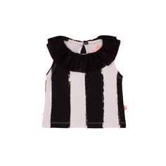 Noé & Zoë SS 16 - Baby blouse in black stripes http://www.noe-zoe.com/Collections/SS-16/