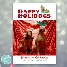 dog christmas sayings