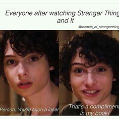It's a little funny how he always tastes like honey - - - - This take… # Fan-Fiction # amreading # books # wattpad Watch Stranger Things, Stranger Things Have Happened, Stranger Things Netflix, Baguio, Movie Memes, Funny Memes, It Memes, Marvel Dc, It Movie 2017 Cast