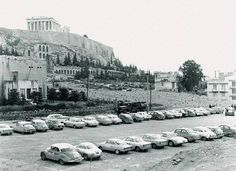 Αθηνα ραλλυ Ακροπολις 1960