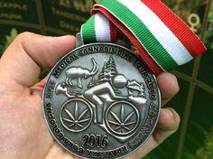 Medical Cannabis Bike Tour 2016