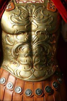 roman soldier breastplate - Google Search