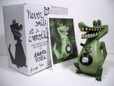 Never Smile at a Crocodile by Amanda Visell for Disneyland