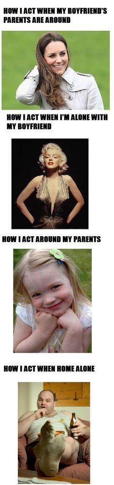 Hahahahahaha! #haha #hehe #lol #lmafo #tehe #funny #hilarious