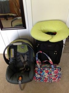 The Hospital Bag: What and when to pack via the Parenting Dance (a new mommy blogger with tons of fun insight for all mommas out there)