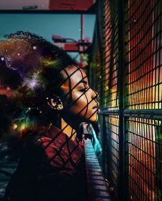 Inspirado por mulheres negras, o artista plástico americano Pierre Jean-Louis criou, com o intuito de empoderar essas e outras mulheres, um ensaio para lá de delicado e libertador.