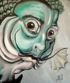Dali Fish by ellemrcs