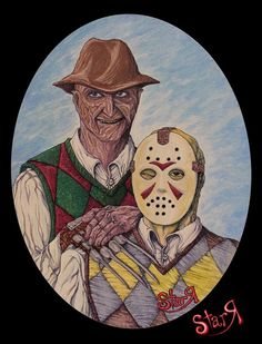 #horror #movies #jason #freddy