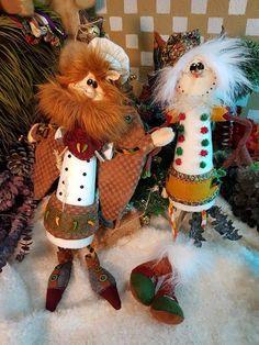 Body Parts, Merlin, Corner, Mary, Teddy Bear, Toys, Christmas, Animals, Elf