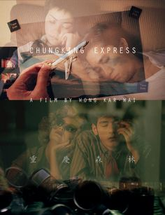 The kind of movie that will leave a mark on your soul. I really loved Chungking Express.