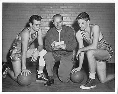 David Janssen 8 x 10 High School Basketball Photograph Glossy