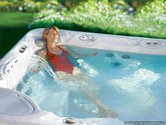 April is National Stress Awareness Month. Time for some hot water therapy.
