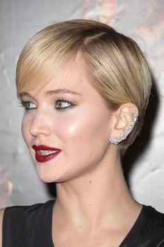 Love Jennifer Lawrences Fab New Hair
