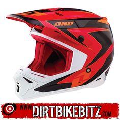 2014 One Industries Gamma Motocross Helmets - Regime Red - 2014 One Industries Motocross Helmets - 2014 One Industries Motocross