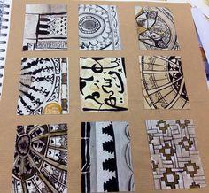 Unit 2 view finder drawings Textiles CNC College preston Art Lessons, Batik Art, Drawings, Textiles Sketchbook, Building Illustration, Architecture Sketchbook, Nursery Drawings, Drawing Journal, Art Journal