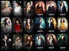 Monster+Hogwart set of SNSD