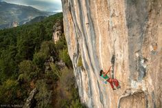 """""""I feel in my element with this kind of climbing. I like to manage long routes, like the special effort of tufa climbing and I like to fully express myself...""""  Arc'teryx athlete Nina Caprez in her final instalment on the The Bird blog about her journey with the Petzl Roc Trip, this time from Turkey..."""
