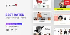 Vitrine - WooCommerce WordPress Theme - WooCommerce eCommerce