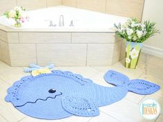 Crochet Animal Rugs Lots of Beautiful Patterns   The WHOot