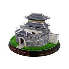 캐논에서 만든 종이공예 사이트. pdf제공. Hwaseong Fortress, ROK - Asia / Oceania - Architecture - Paper CraftCanon CREATIVE PARK