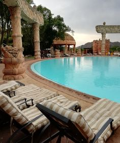 Sun City – South Africa – Royal Baths wanaabeehere