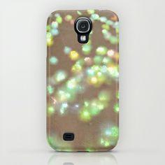 Vintage Confetti 3 Samsung Galaxy S4 Case by Lisa Argyropoulos