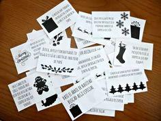 El próximo sábado comienza la cuenta atrás para el día de Navidad. Este año a los niños,en lugar del típico calendario de chocolatinas que ...