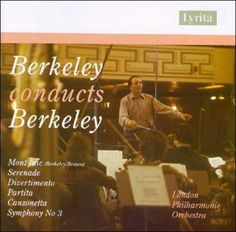 London Philharmonic Orchestra - Berkeley: Orchestral Music