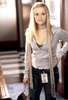 Elle Woods (Reese Witherspoon) ~ Legally Blonde 2: Red, White & Blonde (2003) ~ Movie Stills